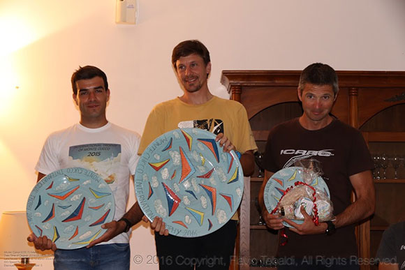 Balazs wins Italian Nationals photo by Flavio