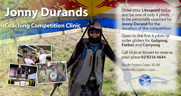 Jonny Durands Coaching Competition Clinic