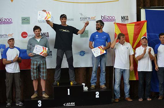 Elio wins Pre European 2015