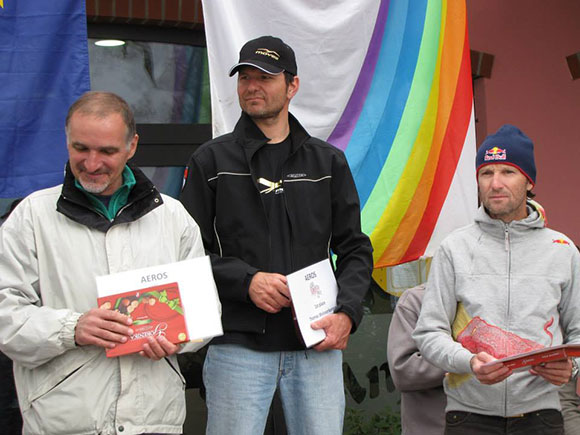 Tom Aeros Winter Race 2014