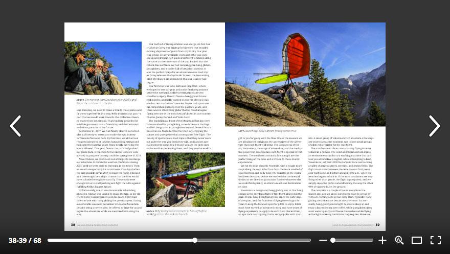 USHPA Magazine