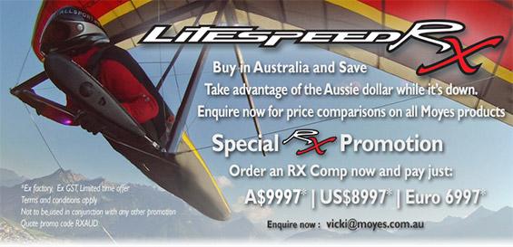 Litespeed RX Promotion